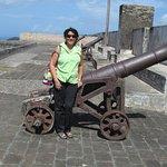 Top of Fort Chartlotte, St. Vincent