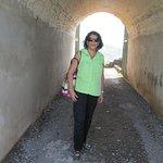 Inside moat, Fort Charlotte , St Vincent