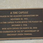 Time Capsule Inscription
