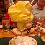 Homemade Ice Cream Drink as big as your head! GUIDE'S INN
