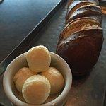 pretzel bread and butter