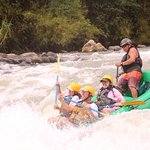White-water rafting tour-Best Guide in the World-Kenneth!