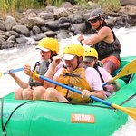 White-water rafting tour-Rafiki Lodge-Best guide -Kenneth