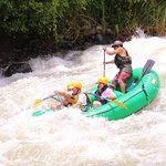 Rafiki Lodge White Water Rafting tour