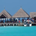 Club Med Kani Jetty/ Snorkel / Dive Centre