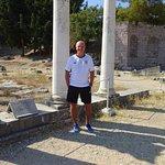 Sur le temple d'Askepion.
