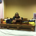 Bunkbeds were great!