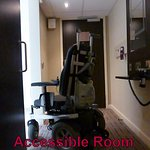 Accessible Room No. 27