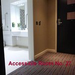 Accessible Room No. 27