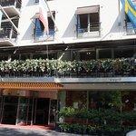 1.Etage - Restaurant auch außen zu nutzen