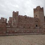 Reproducción del castillo de Coca