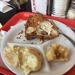 Best darn fried chicken besides moms skillet fried!!