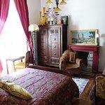Photo de An American In Brittany Bed & Breakfast