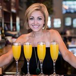 Brunch served every Sunday from 10 am - 2 pm! The Italian Mimosa is a must!