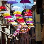 Ombrelli sul Corso