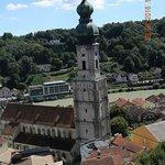 la chiesa di St. Jakob
