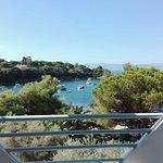 Panorama verso Kolios Beach