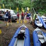 Rafting/Kayaking Adventure Tour