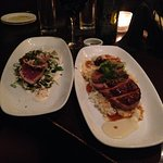 Ahi Tuna & Duck Breast