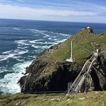 Do not miss Mizen Head! The views are absolutely breathtaking! It is a little bit of a hike but