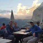 Panorama-Restaurant Alpina Foto
