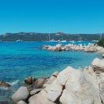 Photo de Spiaggia Capriccioli
