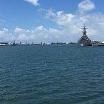 Photo of USS Arizona Memorial