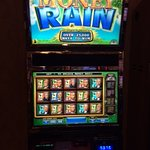 The only interesting slot machine that we found on the 2 floors.