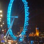 London eye .....................................................................................