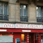 Zdjęcie Wall Street Pigalle