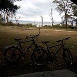 Vista al lago Naivasha