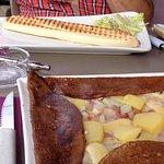 Galette et panini