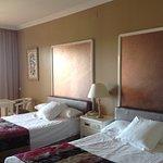 habitación doble espaciosa