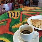 May coffee & muffin