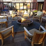 Fairmont Terrace Fireplace