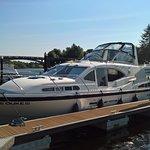 Boat external