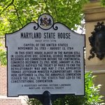 Maryland State House Foto