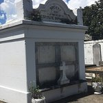 Went on a walking tour and learned information about the cemetery that we would have otherwise n