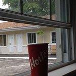 Cozy vintage motel