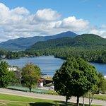 Mirror Lake & Surrounding Mountains