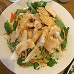 Chinese chicken salad special