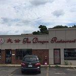 The Dragon Restaurant at 70 Essa Street, Barrie ON