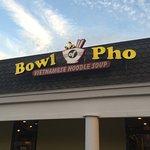 Foto de Bowl of Pho