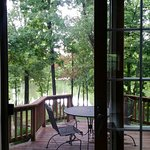 Beautiful stay in Woodsong Cabin