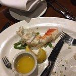 1/2 pound crab dinner