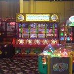 Gurnee Mills has an actual arcade!