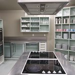 Guest Kitchen well equipped for self catering