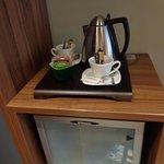чай-кофе в номере