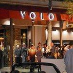 mein Lieblingrestaurant auf der Las Olas