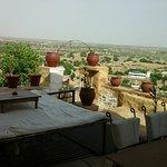 ภาพถ่ายของ Rooftop Restaurant at Shanti